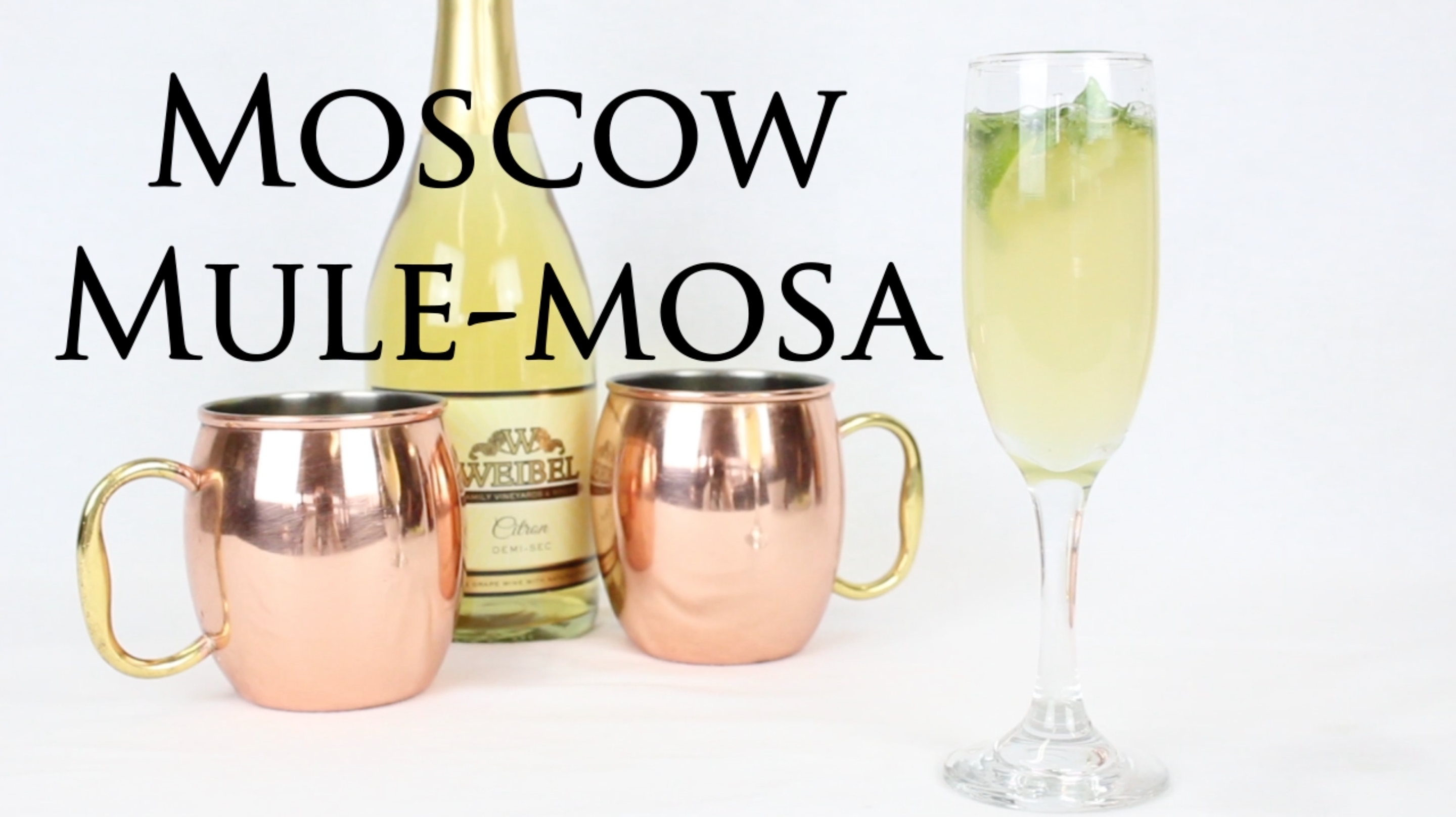 Moscow Mule-Mosa